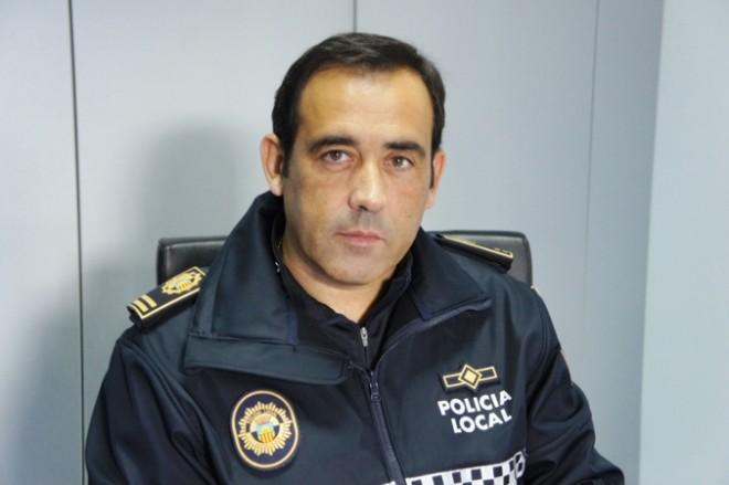 inspector policia benissa: